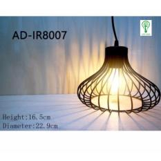 Gs Led New Design Pendant Lamp Free Philips Bulb 12Watt Iron Discount Code