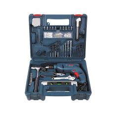 Price Bosch Gsb 1300 Xl Impact Drill Kit With 100Pcs Hand Tools Accessories Bosch New