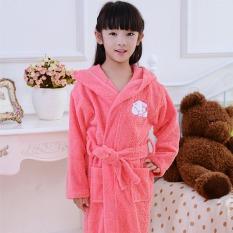 Cheap Kids 100 Cotton Bathrobe