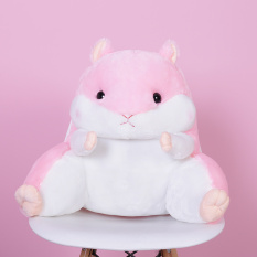 Price Cute Hamster Student Lumbar Support Pillow Totoro Oem