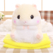 Discount Hamster Quilt Dual Birthday Gift Cute Pillow Blanket China