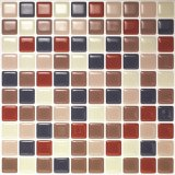 Sale Hanhwa L C Bodaq D I Y Tile Sheet Sqw01 Square Style Pack Of 5 Red Navy