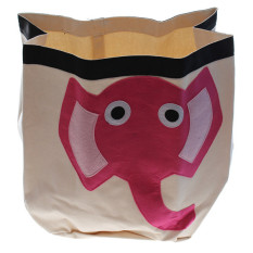 Hanyu Elephant Storage Bag