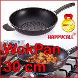 Happycall Diamond Coating Wok Pan 30Cm Pearl Chocolate Intl Best Buy
