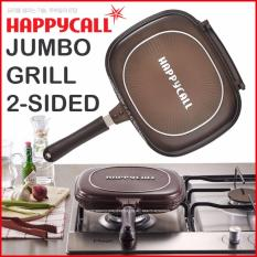 Happycall Korea Jumbo Big Size Double Sided Pan Intl Coupon Code