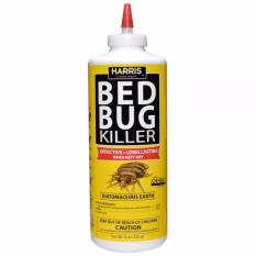 Great Deal Harris Bed Bug Killer Diatomaceous Earth 8Oz