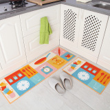 Sale Hd Kitchen Bathroom Long Suit Non Slip Mat Doormat Oem