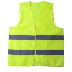 Hequ Flective Vest Working Clothes Provides High Visibility Day Night For Running Cycling Warning Safety Vest - Intl By Hequ Trading.