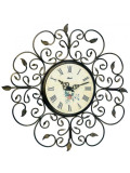 Buy Hermle Roses Wrought Iron Wall Clock Made In Germany Hermle Cheap