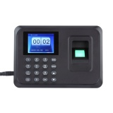 Hetu Fingerprint Attendance Check Machine Employee Checking In Reader Access Control Time Recorder Scanner Shop