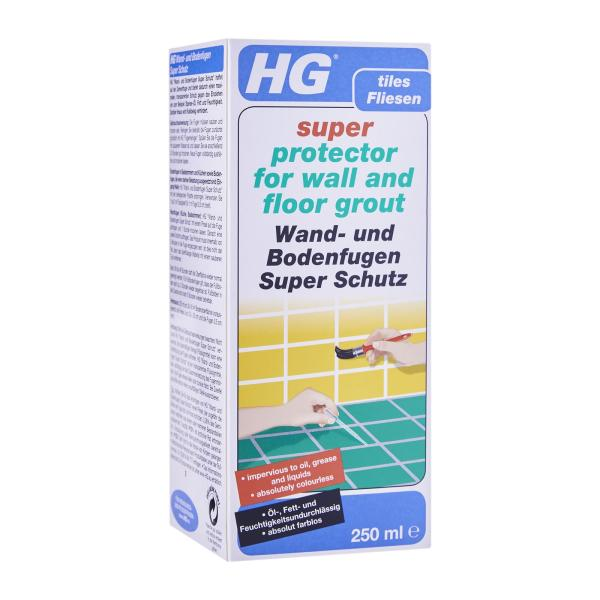 HG 244 Super Protector For Wall And Floor Grout