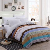 Price Hi Q S F Q K Size Another Colorful Stripe Quilt Cover Intl Honeygoods