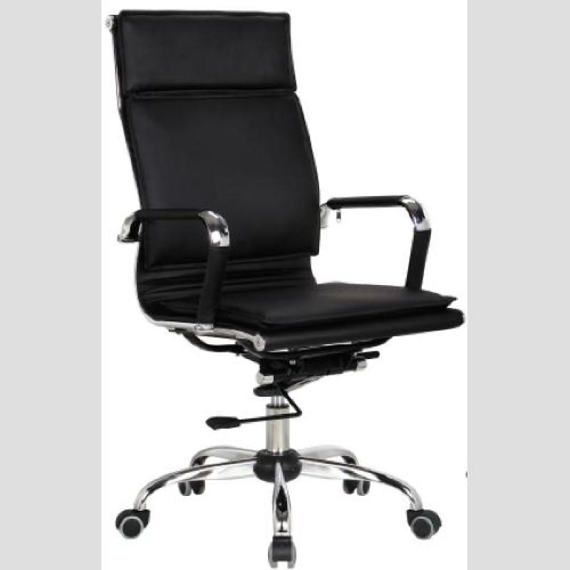 High Back Boss Chair Type B (Black) Singapore