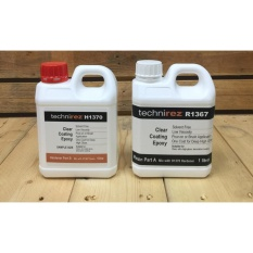 High Gloss Crystal Clear Coating Epoxy Art Resin 2 Ltr Set By Olpl.