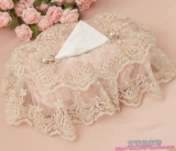 Buy Cheap High Grade Lace Tissue Box Cover Napkin Package Box