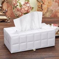Great Deal High Grade Leather Tissue Box Intl