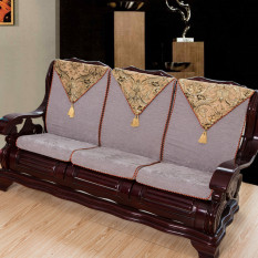 Solid Wood Sofa Cushion Set With Top Cover On China