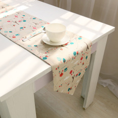 Sale High Quality 1X C:30 200 Pastoral National Wind Retro Cotton Coffee Table Flag On China