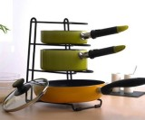 Buy Hongke Pot Lid Storage Rack For Kitchen Oem Online