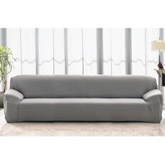 High Quality Store New Fashion L-Shape Spandex  4 Seaters Sofa Cover Furniture Protector Couch Slipcover Home Decoration