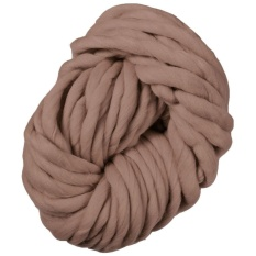 High Quality Sunweb Fashion Arm Knitting Super Chunky Yarn Wool Yarn Wool Bulky Roving Weaving New(Camel) - intl
