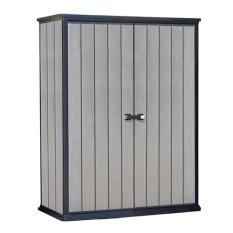 Keter High Store Shed - Brown Grey