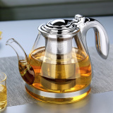 Sale High Temperature Resistant Thick Tea Pot Glass Teapot Oem Original