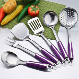 Hks 7Pcs Stainless Steel Cooking Set Spoon Colander Shovel Kitchenshelves Kitchen Tools Utensils Intl Best Price