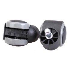 Latest Hks Rubber Swivel Wheel Office Chair Casters Replacement Parts Export