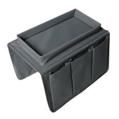 hogakeji Nicor® Sofa Storage Bag Sofa Handrail Couch Arm Rest Organizer Holder Bag - intl