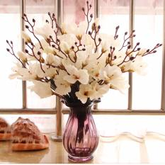 Mimosifolia Home Decorations Artificial Flowers Wedding Party Orchid Set Vase Intl Online