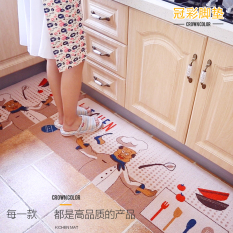 Kitchen Water Absorbent Long Floor Mat Compare Prices