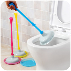 Ju la casa Toilet Tool Toilet Pump Drainage Facility Plunger Pedestal Pan Blocking Suction the Useful Product Toilet Plunger Swab
