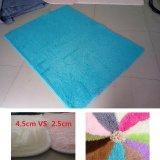 Price Home Living Room Bedroom Plush Carpet Shag Rugs And Carpets Undercoat Carpet 140Cm By 200Cm Blue Intl Oem New