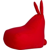 Cheapest Homebuddy Bunny Beanbag With Back Support Medium Junior Size 45X 65X 68Cm Cotton Red ★ Stocks In Singapore ★ Acev Homebuddy ★ Online