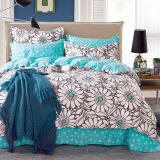 Buy Hot Sale Home Textile Bedding Sets Size Home Hotel Bed Linen Bed Sheets Duvet Cover Set Intl Cheap Singapore
