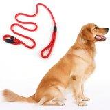 How Do I Get Hot Sale Rope Dog Whisperer Cesar Millan Style Slip Training Leash Lead Collar Red Intl