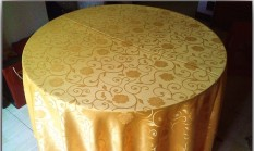 Buy Hotel Wedding Square Table Round Table Conference Table Custom Tablecloth Cheap China