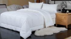 Hotelier Prestigio™ Premium Microfiber Quilt By Bedding Affairs.