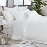 Discount Hotelier Prestigio™ White Sateen Stripe Bundle Bed Set Hotelier Prestigio™ Singapore