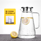 Juice Bar Pot Explosion Large Capacity Water Bottle Cold Water Pot On China