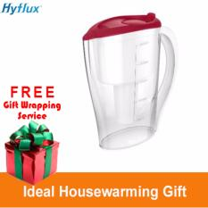 Buy Hyflux Dew Water Conditioning Pitcher D28 Wine Come With Gift Wrapping On Singapore