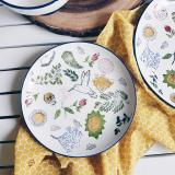 Discount Hymn Dove Salad Plate Lovera Collections Singapore