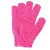 Review Iberl 2Pcs Exfoliating Bath Glove Shower Skin Care Back Body Scrub Cleaning Massage Mitt Intl Iberl