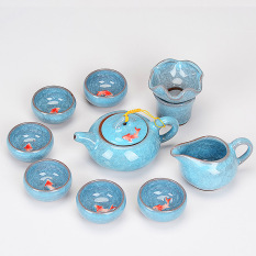 Buy Ice Cr*ck Fish Purple Pot Accessories Whole Set Kung Fu Tea Oem Original