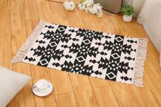 Get Cheap Rectangulae Waterproof Braided Cotton Floor Mat