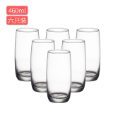 Purchase Ocean Home Juice Heat Resistant 6 Only Installed Transparent Cup Online