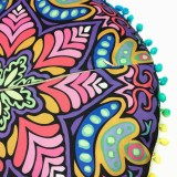 Price Indian Mandala Floor Pillows Round Bohemian Cushion Pillows Cover Case Cushions Intl China