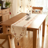 Top 10 Indie Pastoral Coffee Table Foreign Trade Bed Runner Table Runner