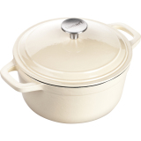 Price Comparisons Induction Ready Cast Iron Pot With Lid 26Cm 5L